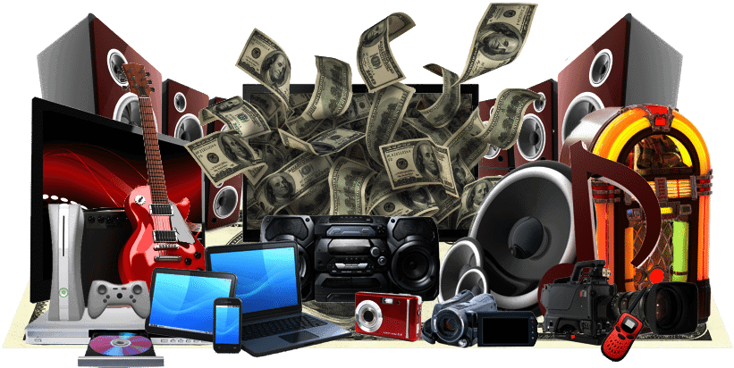 If you're looking for money, then get the most from the electronics loans mesa locals trust!