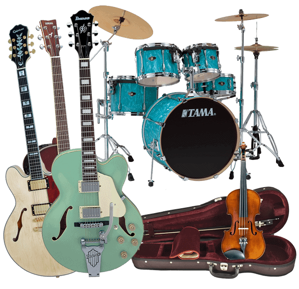buy musical instruments mesa